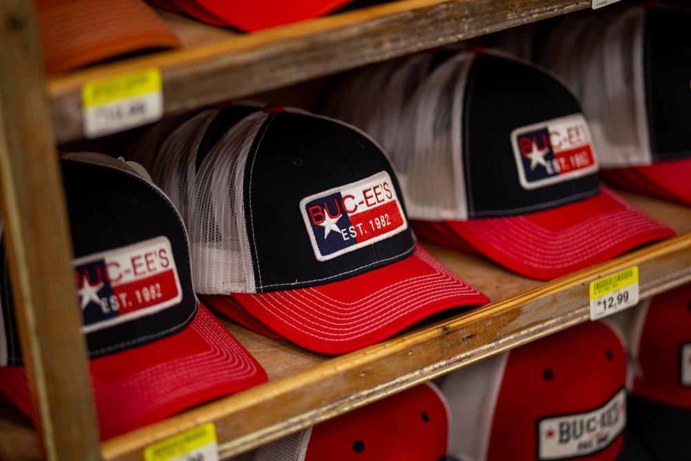 Buc-ees Hats