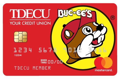 Buc-ees Platinum Family Credit Cards